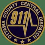 ottawa county central dispatch logo