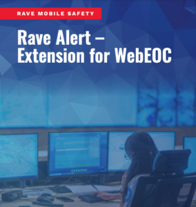 rave alert webeoc resource preview