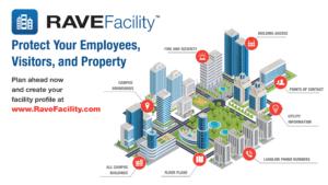 rave facility web graphics