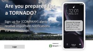 tornado preparedness graphic