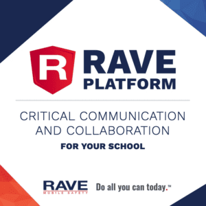rave platform for higher education resource preview