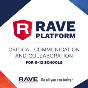 rave platform for k-12 resource preview