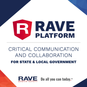 rave platform for state and local resource preview